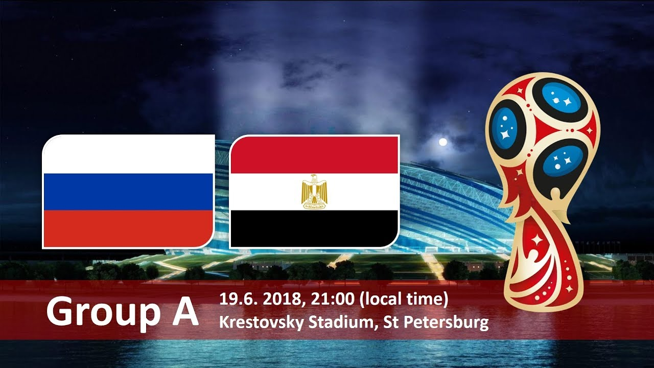 World Cup Betting Russia vs Egypt June 19