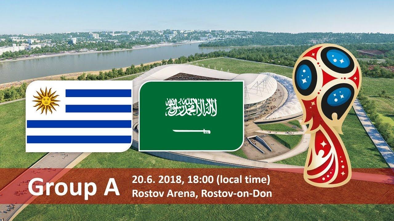 World Cup Betting Uruguay vs Saudi Arabia June 20